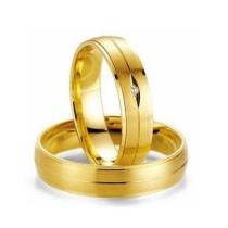6bf8cf564db1b Alianças De ouro 18k para noivados e casamentos