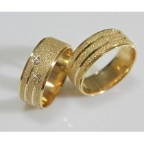 Alianças De ouro 18k para noivados e casamentos   Joalheria São Paulo 20ec60bb68