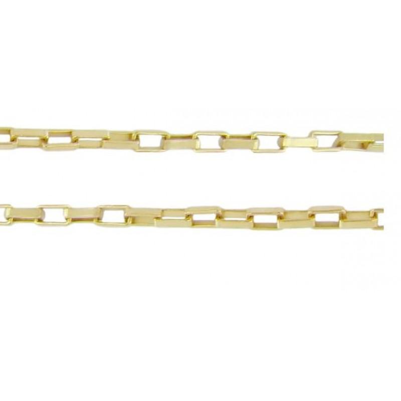 a845c413710 Corrente Cartier 60 cm Ouro 18k JSP1477 02