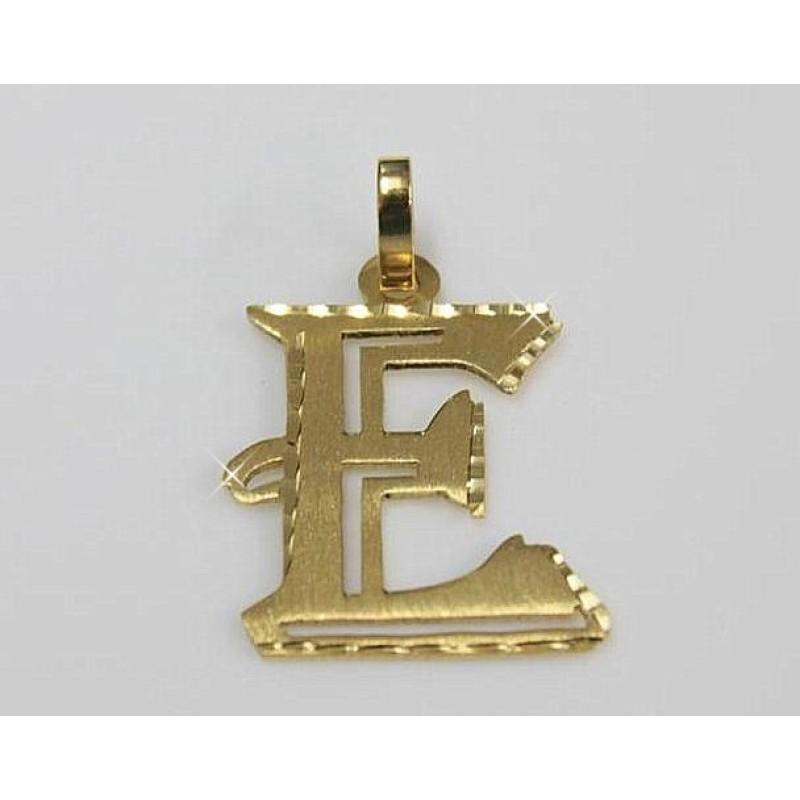 Pingente de Letra Ouro 18k Diamantado   Joalheria São Paulo c9daad7bf6